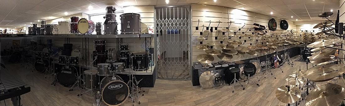 Kamenná predajňa Drumpark